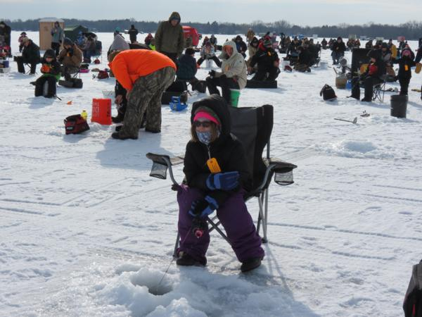 3rd Annual Ice Fishing Derby