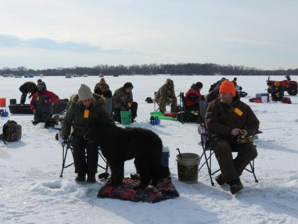 2017 Ice Fishing Derby