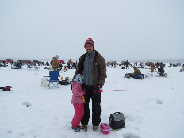 4th Annual Ice Fishing Derby