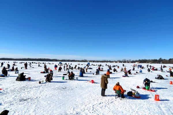 Pheasants on Ice Derby