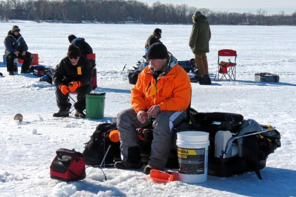 Ice fishing derby by anoka county pheasants forever for Ice fishing tournament