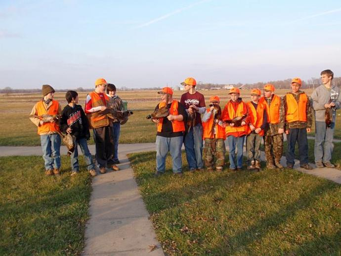 2011 Youth Hunt