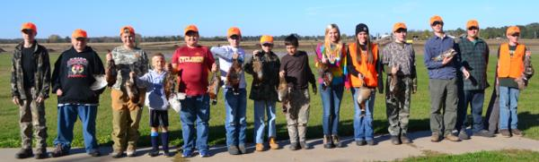 Black Hawk County Pheasants Forever - Youth Page