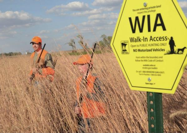 Brown County Public WIA Hunting
