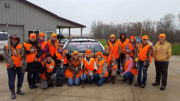 Ladies Hunt  2nd Annual