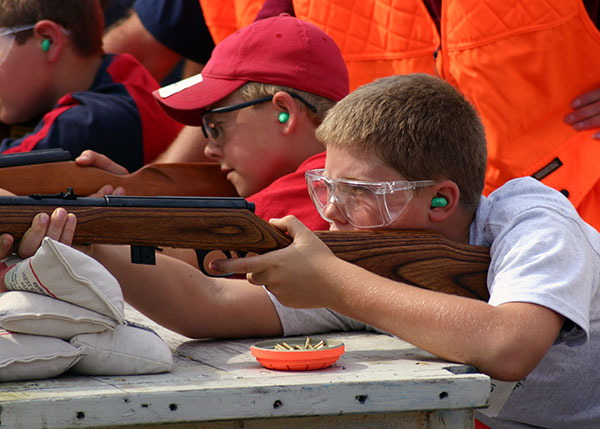 Clay County Iowa Pheasants Forever Chapter - Youth Page