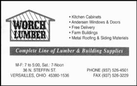 Worch Lumber