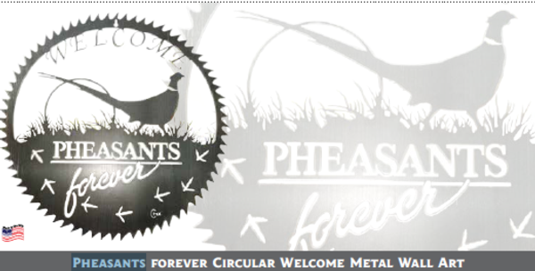 Deer Creek Pheasants Forever - Banquet Page