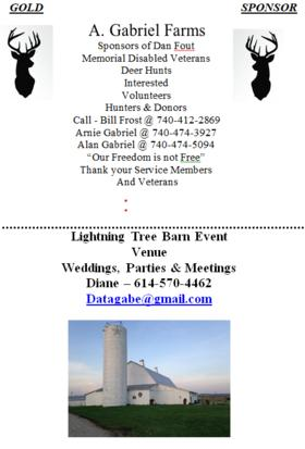 A.Gabriel Farms & Lightning Tree Barn Event