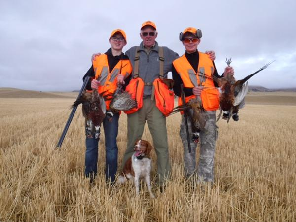 Join our 2021 Young Hunter Program