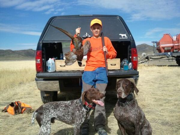 Gallatin Valley Pheasants Forever - Youth Page
