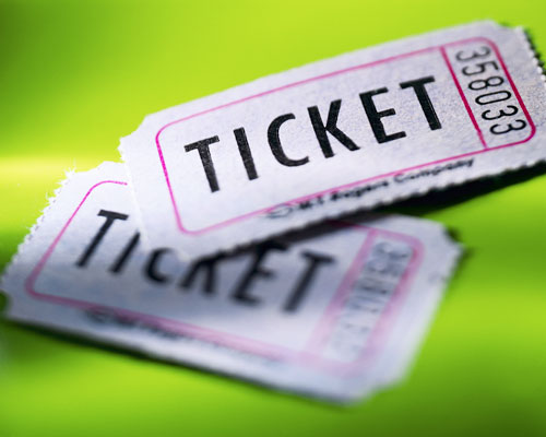National Youth Leadership Council Raffle Tickets