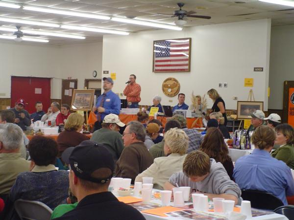 Golden Prairie Pheasants Forever Banquet Highlights