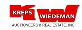 Kreps Wiedeman Auctioneers and Real Estate, Inc