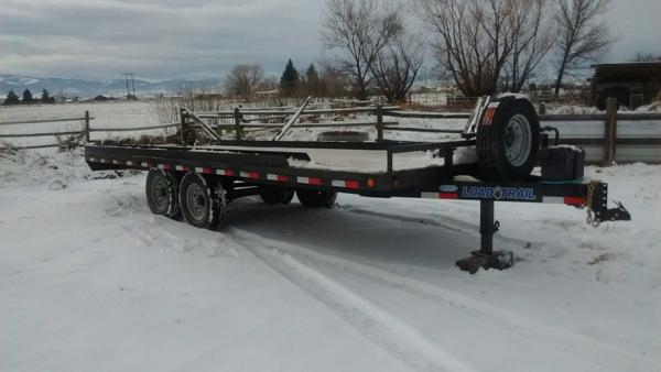 New Seed Drill Trailer