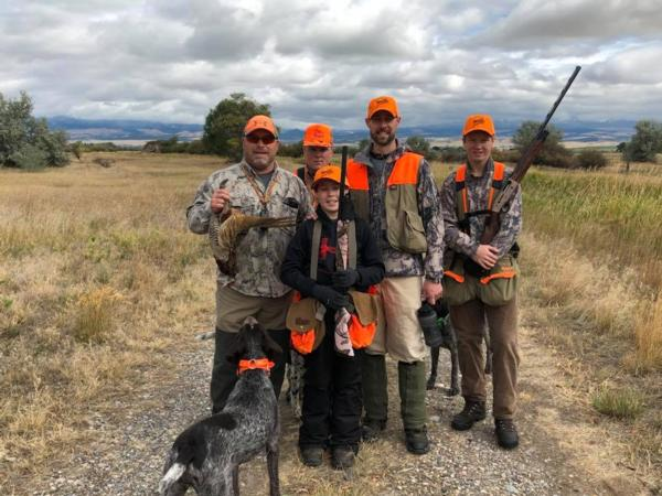 2017 Headwaters Youth Hunt a success!