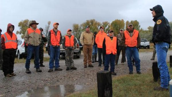 2014 Youth Mentor Pheasant Hunt