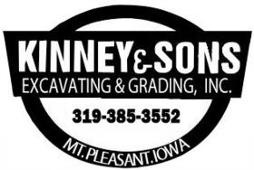 Kinney & Sons Excavating & Grading, Inc.