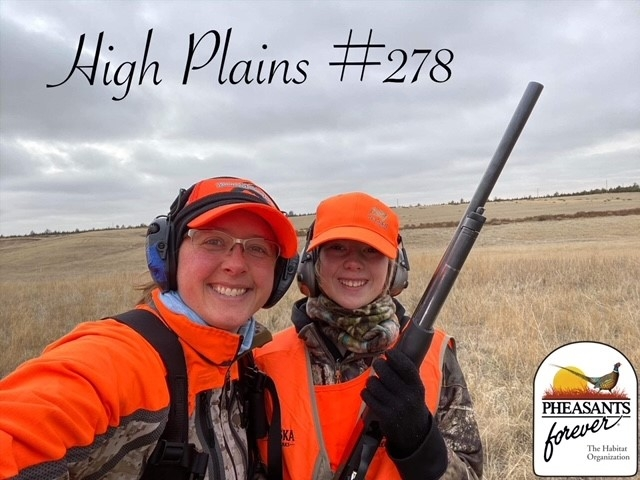Mentor Hunts with Chapter Members