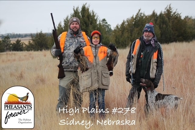 High Plains Pheasants Forever - Youth Page