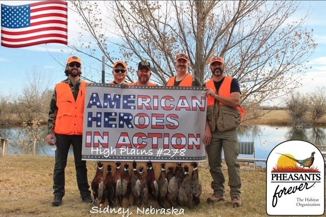Veteran and Wounded Warrior Hunts
