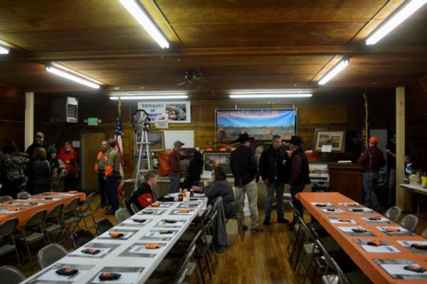 Colorado High Plains Chapter of Pheasants Forever - Banquet Page
