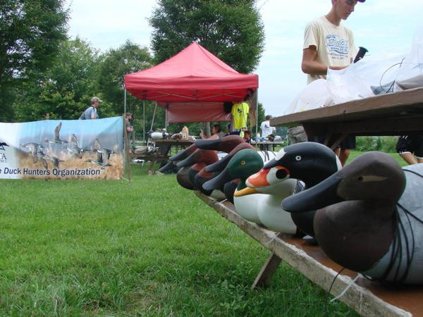 First Annual Shank's Mare Decoy Contest