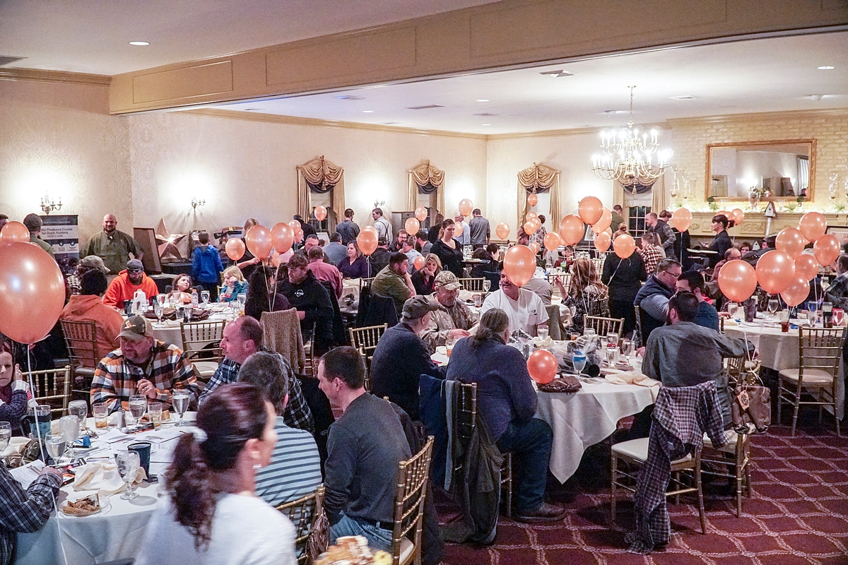 Lancaster Chapter Annual Banquet 2019
