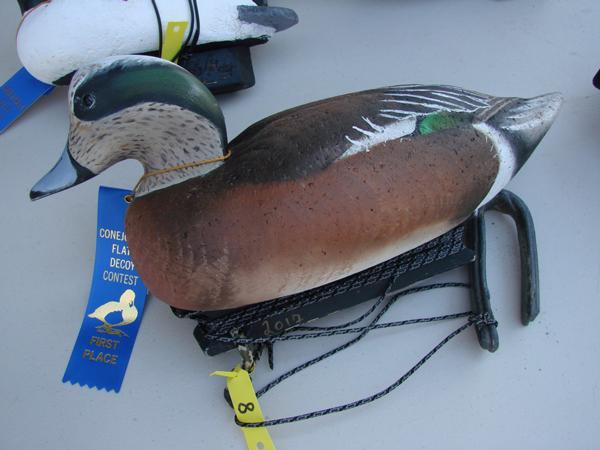 4th Annual Conejohela Flats Open Decoy Contest by Lancaster