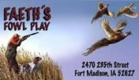 Faeth's Fowl Play