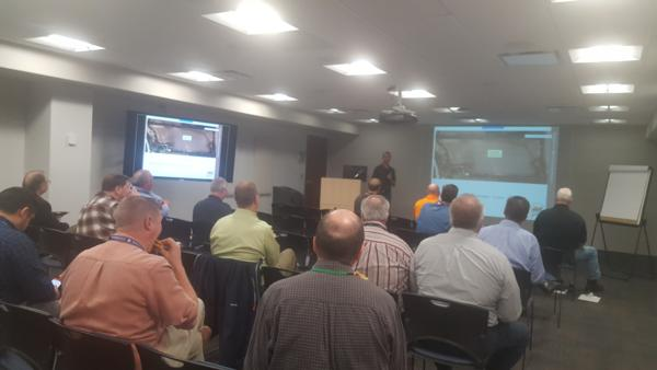 Linn County PF Outreach and Adult Education with Rockwell Collins