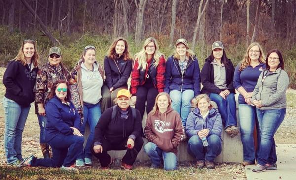 2019 Linn Co PF co-hosts a Women in the Outdoors event