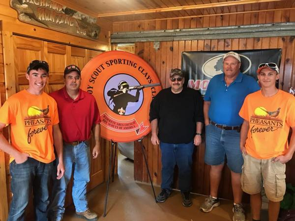 2018 Hawkeye Area Boy Scouts of America Sporting Clays Classic