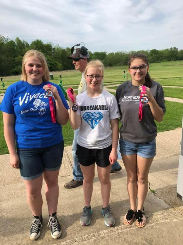Good luck to CR Jefferson & Prairie @ Iowa Youth Trapshooting Championships