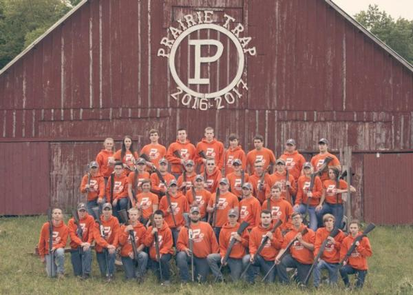 Linn County Pheasants Forever supports local shooting sports teams