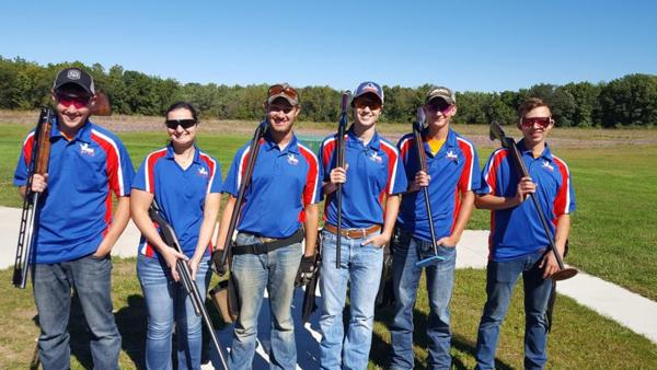 Linn County Pheasants Forever Aids Youth Shooting Sports