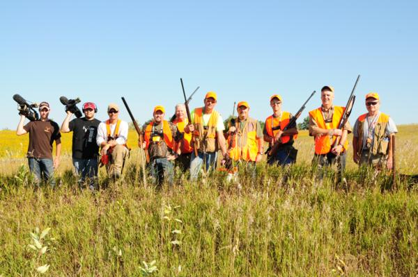 This image is from the 2013 Heroes Hunt.  Thanks to Linn Co PF for hosting service members, veterans, fireman and police, first responders at this event.