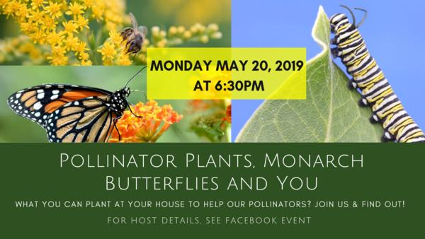 LinnCoPF Pollinator and Monarch Workshop and Open House