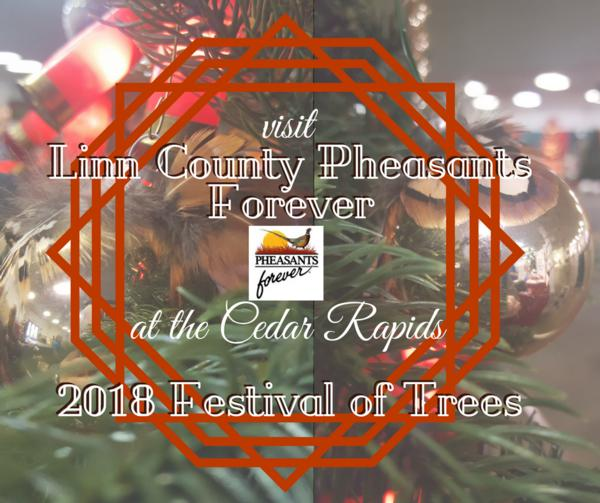 LinnCoPF at 2018 Festival of Trees