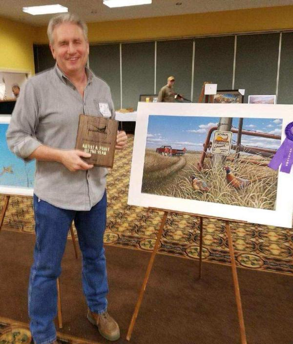 Iowa State Pheasants Forever Convention in Ames - 2018 Highlight
