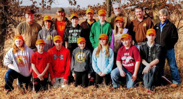 Linn County Hunter Safety Class at Wickiup Hill
