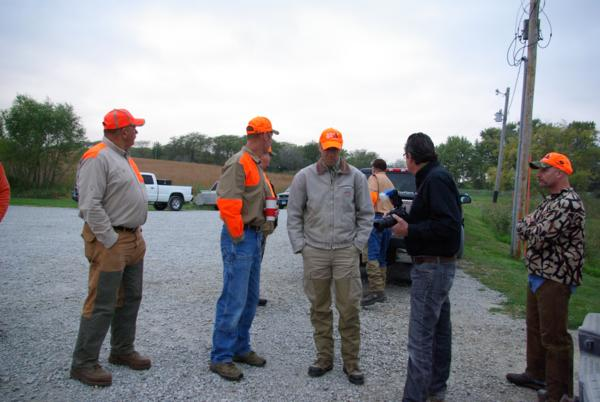 2016 Heroes Hunt - Iowa Linn County Pheasants Forever