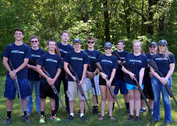 Jefferson High School Trap Team Hosted Tourney