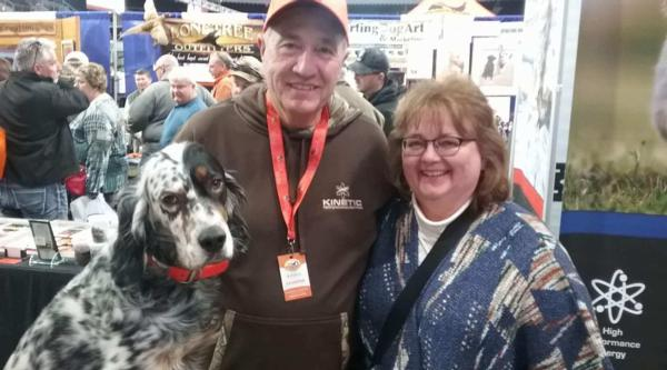 National Pheasants Forever Pheasant Fest 2018 - Sioux Falls, SD (Wade and Kim)