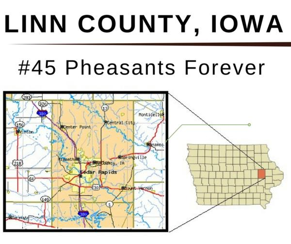 Linn County Pheasants Forever - About Us Page