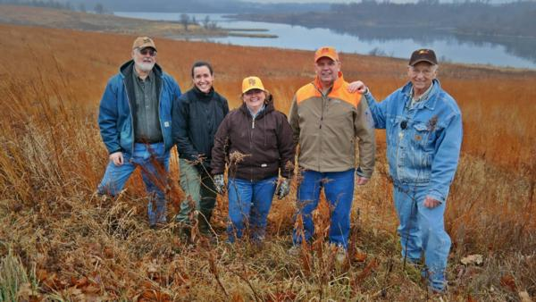 Linn County Habitat Projects