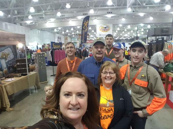 National Pheasants Forever Pheasant Fest 2018 - Sioux Falls, SD (Tina Elwood Gehrke)