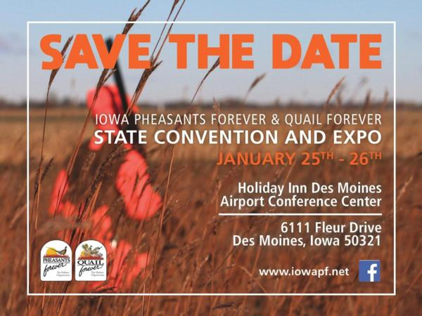 Iowa State Pheasants Forever Convention