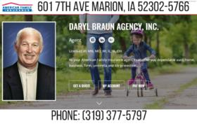 American Family Insurance - DARYL BRAUN AGENCY