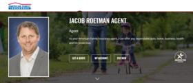 American Family Insurance, JAKE ROETMAN, AGENT